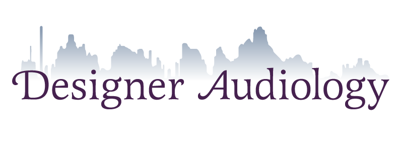 Designer Audiology logo